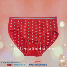 Fashion,big Ladies Seamless sexy panties,Womens boyleg