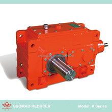 vertical shaft gearbox