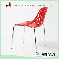 High quality various color outdoor pro garden plastic chairs
