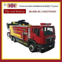 Fire truck classic die cast scale model toy car