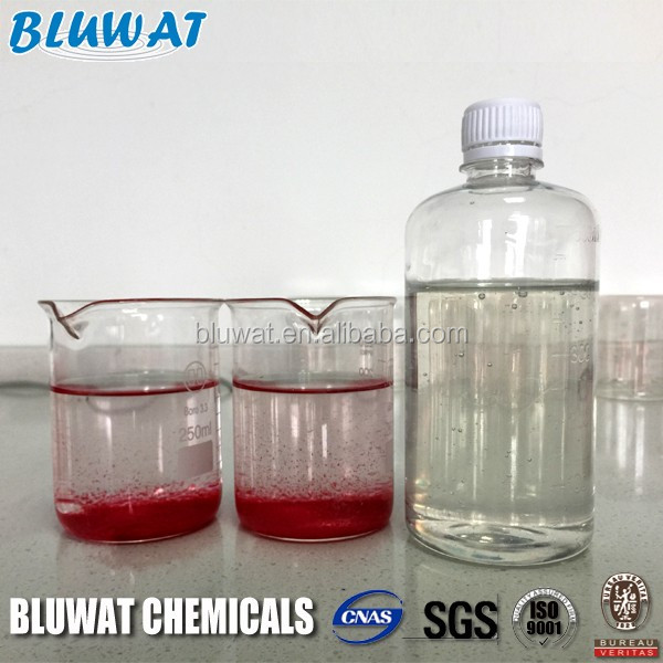 Decolorization Technology BWD-01 Decolorant Color Removal Chemical