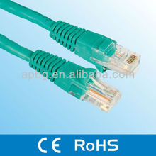 Cat 5e jumper wires with rj 45 connecting line