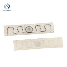 Fabric UHF rfid tag laundry labels for clothing in textile management