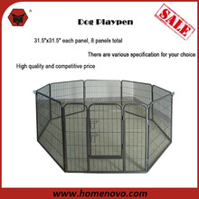 Heavy Duty Pet Play and Exercise Pen with 8 Panels