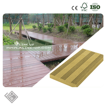 china factory price Recycled Plastic Landscape Timbers outdoor patio decking