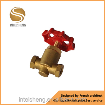 Manufacture Supplier Brass Stop Valve
