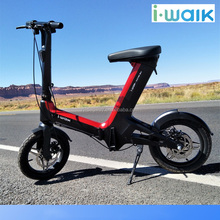 Lightweight 20kg folding electric scooter moped