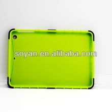 Wholesale 2013 newest products, 2 in 1 hybrid cases for Pad mini, Hybrid cases with stand function