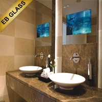 22 inch mirror TV for batroom EB GLASS BRAND