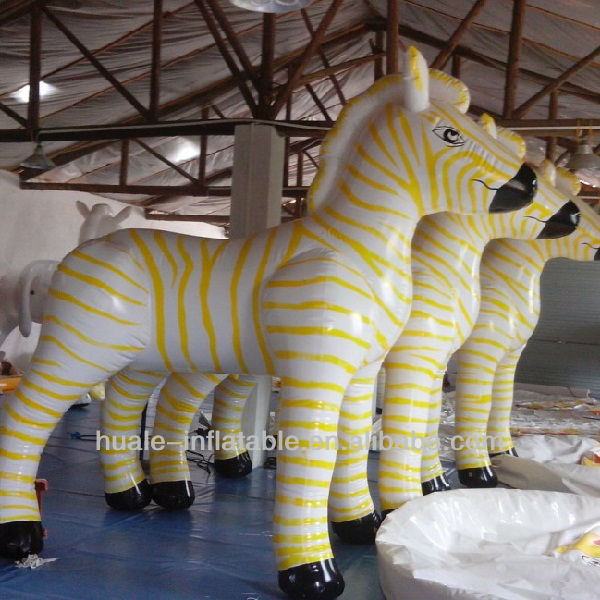 Hot new advertising inflatable horse/OEM inflatable cartoon for sale