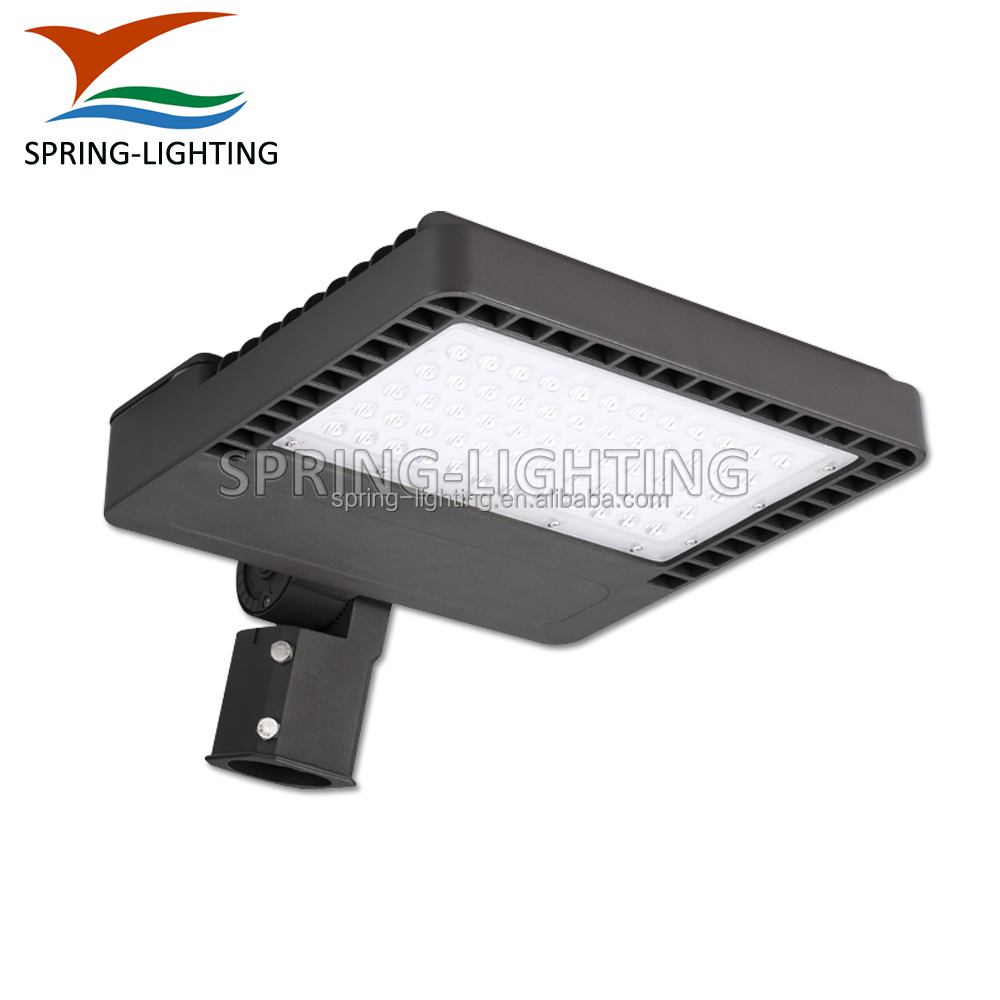 UL DLC Parking Lot LED Shoebox 300W Street Light with Slip Fitter