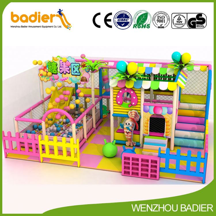 Hot sale simple design kids indoor theme parks with competitive price
