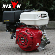BISON(CHINA) BS190F Big Fuel Tank 15HP 420CC Gasoline Engine With OHV Structure