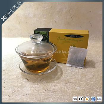 Highly requested natural chinese herb tea beauty slim tea