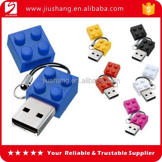 100% custom special decoration plastic bootable USB with cheap price