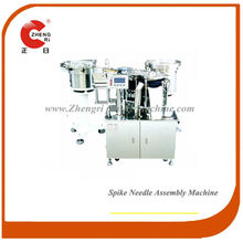 Spike Needle Assembly Machine For Pin Set