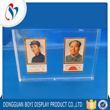 New Design Acrylic Photo Display Customized Acrylic Wall Mounted Picture Frame