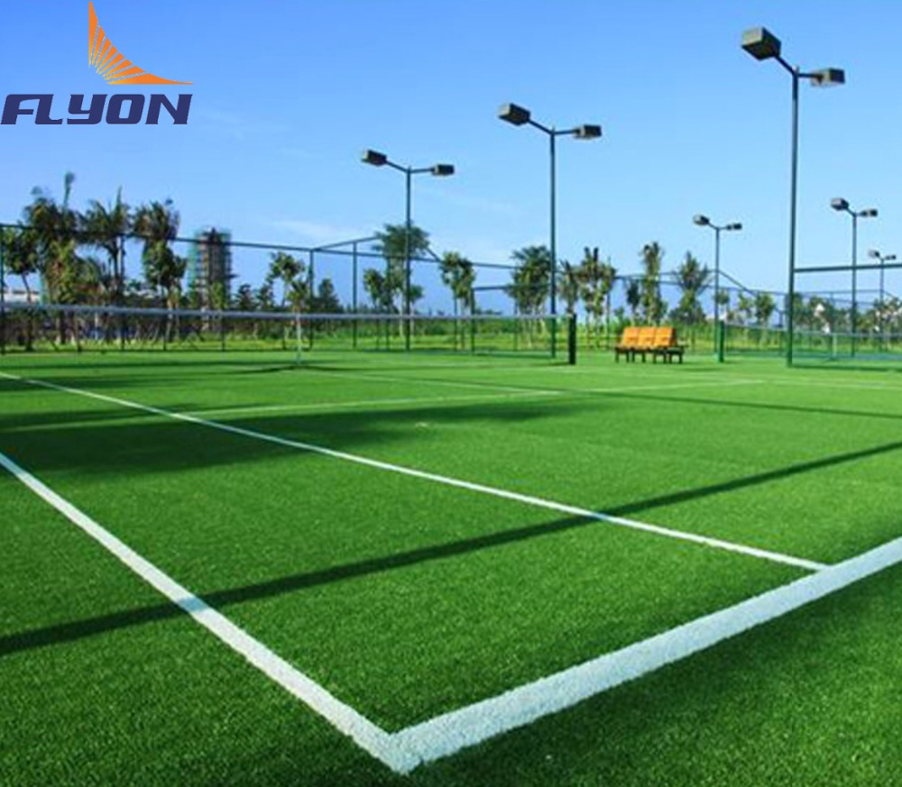 High abrasion resistance sport/ leisure artificial turf synthetic grass for outdoor/indoor