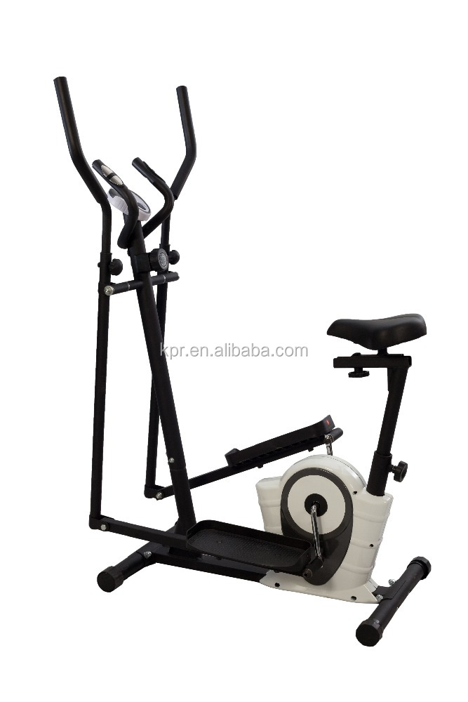 Elliptical Cross Trainer Magnetic Exercise Bike