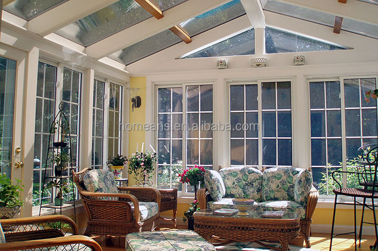 new style aluminum sunroom good quality factory price