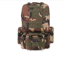 Tactical Military Bag Mountaineering Hiking Outdoor combination Bag Day <strong>BackPack</strong>
