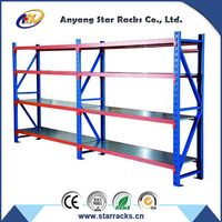 light duty pallet racking system for logistic & storage provide easy access to inventory stacked