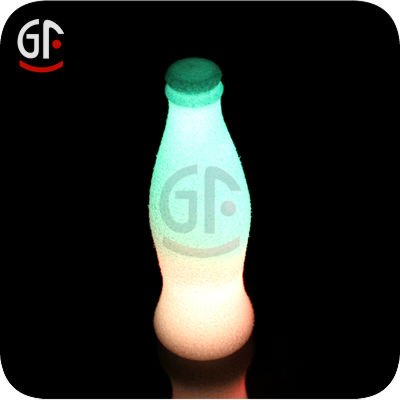More Popular Colorful Cheap Water Bottle With Led Light