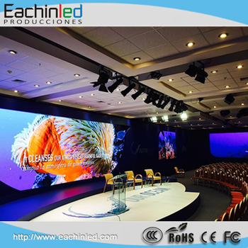 Small Pixel Pitch 1.2mm HD Video wall LED Screen Display