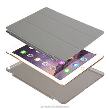 Latest Version 1 2 3 Folding Pattern Leather Case For Apple Ipad Air