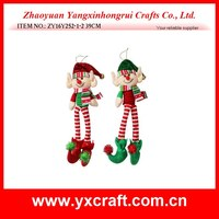 Cute christmas elf toy soft plush elf toy
