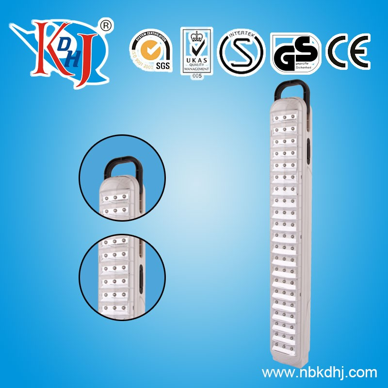 KDHJ 63 LED rechargeable emergency light portable lamp