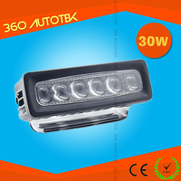 12V 24V Marine Motorcycle Agriculture Machinery Auto Lights Promotion 30w led work light