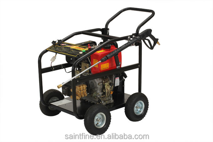 Hot and cold water Gas High pressure Washers 20Mpa