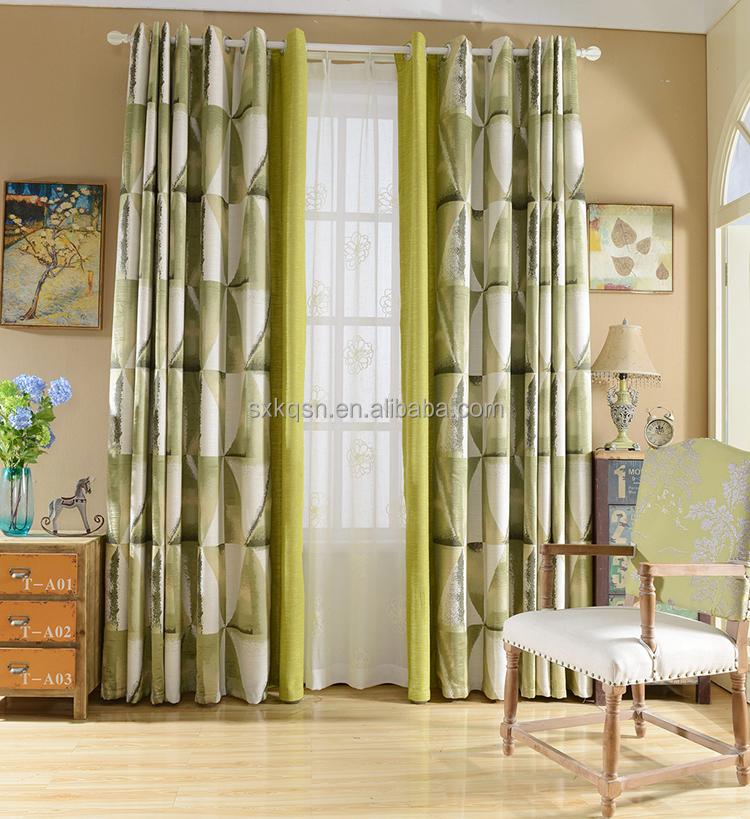 Online shopping latest designs living room partition fancy decorative door curtain from china
