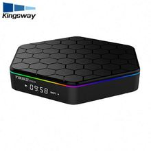 Android tv box media player codec T95Z plus download user manual for android tv box 4k supported