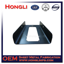 New products custom steel powder coated bending part, sheet metal parts custom fabrication made in China
