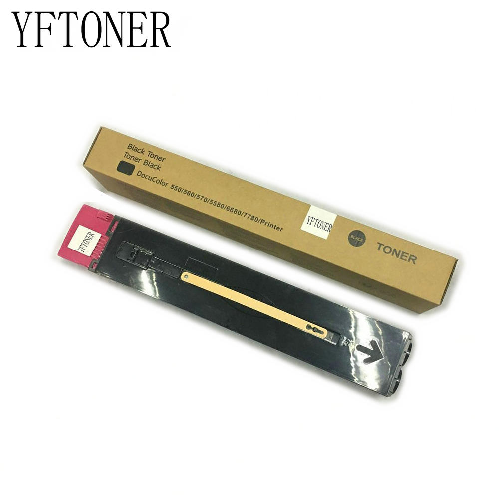 YFTONER 560 Printer toner cartridge for 550 copier drum unit 6680 Imaging Unit