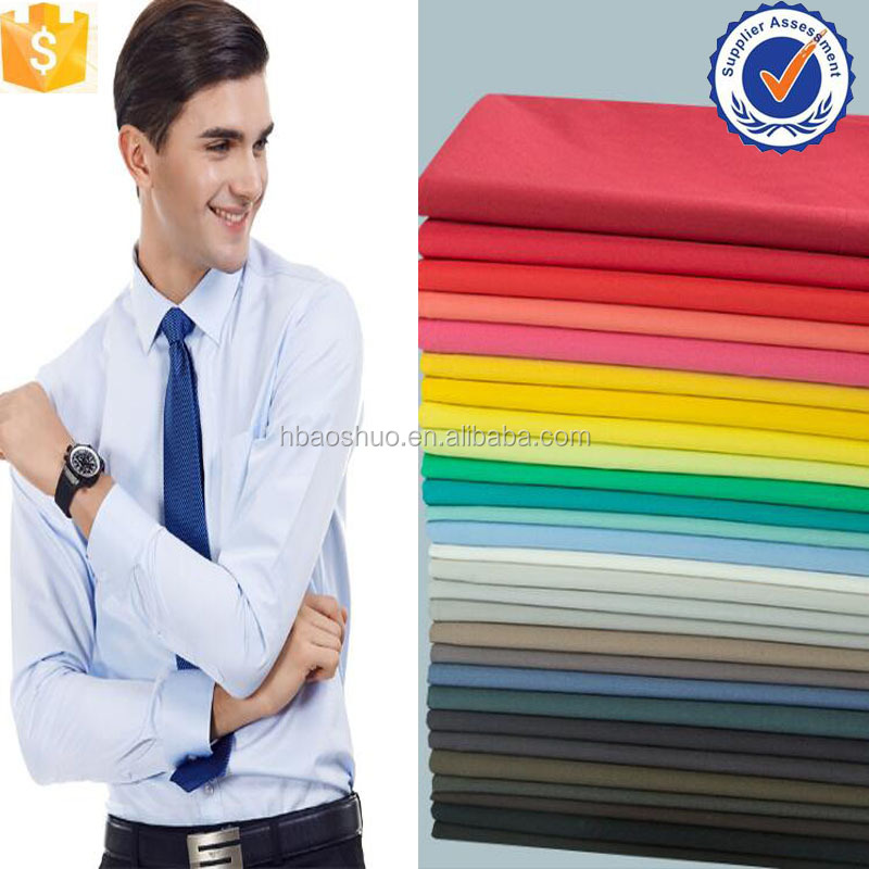 40*40 133*72 130gsm 150cm italian cotton shirt fabric