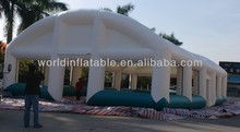 Italy inflatable balloon tents for tennis court