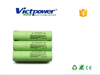 lithium ion rechargeable battery 2200mah 3.7v CGR18650CG