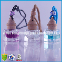 5ML Empty Hanging Bottle for Car Room Air-conditioner Air Freshener Perfume Fragrance