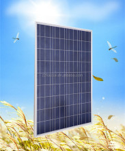 China Manufacturer 110W Poly Solar PV Panel With High Efficiency Solar Cells