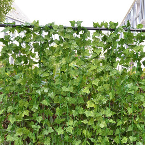 96 Ft - 12 Artificial Ivy Plant Faux Ivy Vines Leaves for Wedding,Patio or Yard Decoration
