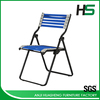 China factory cheap blue bungee folding office chair