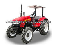cheapest YTO engine 4 wd 75 hp 4 wheel tractor farm tractor for sales