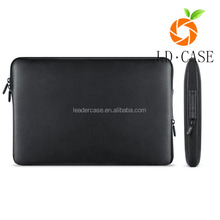 wholesale price laptop leather sleeve for 13.3 inch Laptop Sleeve