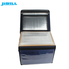 Factory custom 2-8 degrees medical cold chain box for medicinal transport