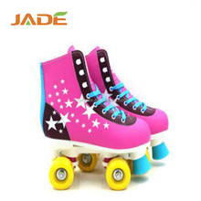 Fashion adult&kids speed skating shoes roller skate inline skates rubber wheel