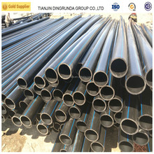 Construction usage hdpe drain pipe for rain water drainage