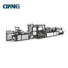Fully Automatic ultrasonic bag sealing machine for making nonwoven zipper bag(ONL-D700-800)